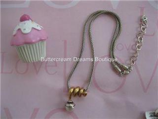 Brighton Necklace Calla Lilly Golden Twist Pearl Retired RARE