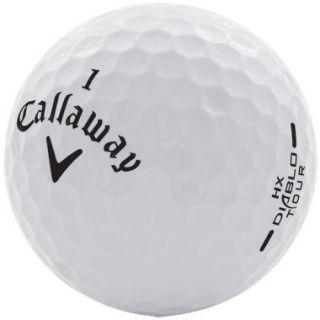Callaway HX Diablo Tour Used Golf Balls AAAA 24 Balls