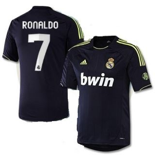 Adidas C Ronaldo Real Madrid Away Jersey 2012 13 Spain