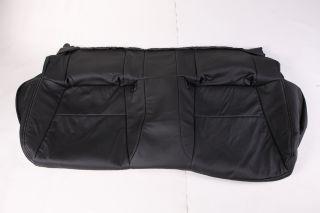 2010 2012 Chevrolet Camaro Genuine Leather Seats Cover