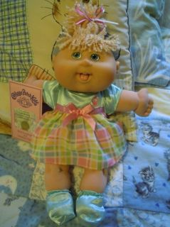 Cabbage Patch Kids 25th Anniversary Baby Lila Melody 7 09