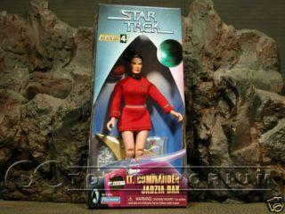 "RARE Star Trek Warp Factor 4 ""Lieutenant Dax"""
