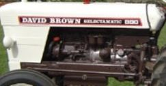 David Brown 4 Cyl Diesel Major Engine Overhaul Kit 990 Selectamatic