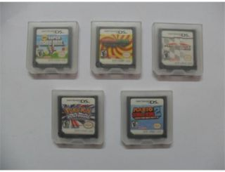 5pcs/lot Mario Bros and Kart and Mario & Luig and Mario Vs Do and