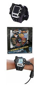SpyNet Secret Spy Video Hidden Surveillance Camera Watch Kids Toy BNIB