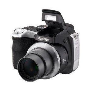 Fuji FinePix S800FD 8MP Digital Camera w Case
