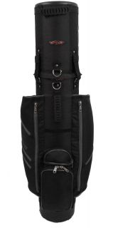 New Caddy Daddy Golf Co Pilot Pro 2 Hybrid Travel Case Black Grey