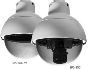 CCTV Mini Dome Pendant Mount Camera Housing White