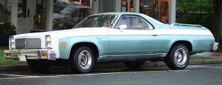 Stereo Radio 1976 76 Chevrolet El Camino SS Custom Autosound USA 630
