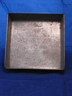 Swans Down Cake Flour Pan