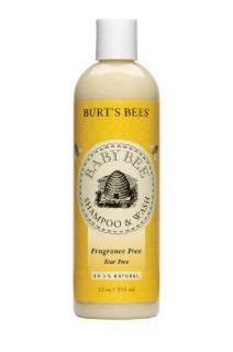 Bee Fragrance Tear Free Shampoo Wash 12 Ounce Bottles Pack O