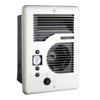 Cadet com Pak Energy Plus Electric Wall Heater CEC163TW