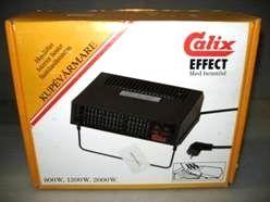 New Calix Effect Electrical Heater Model KK2000B