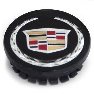 New Fits Cadillac STS cts Center Caps Cap Factory Black