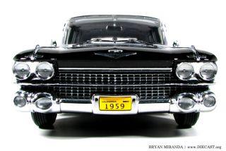 Precision Miniatures 118 1959 Cadillac Series 75 Limousine diecast