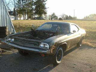 71 Dodge Challenger Hemi or Six Pak Project