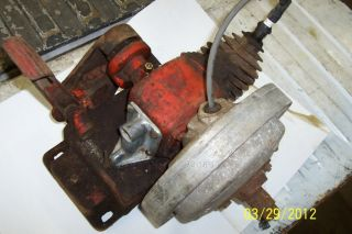 MAYTAG Engine MODEL 92 Single Cylinder Hit and Miss Gas Engine