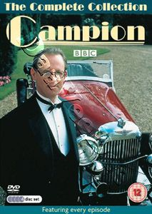Campion Complete Collection New PAL Series 4 DVD Set R Chetwyn Peter