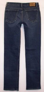 Calvin Klein Skinny Jeans Sz 9 Juniors Womens Blue Jeans Denim Pants