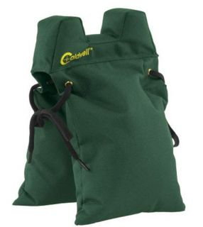 New Caldwell Medium Blind Bag Shooting Rest Bench Bag Green Black