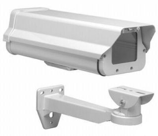 Outdoor All Weather CCTV Camera Housing with Wall Mount