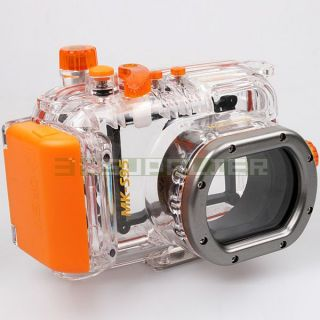 Diving Camera Waterproof Housing Cover Case for Canon S95