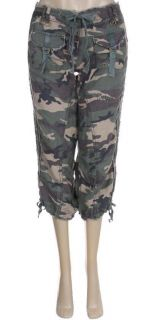 Lot New Miss Me Camo Cargo Pants Capri s M L 0 1 3 5 7