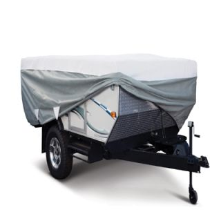 Classic Accessories Deluxe Folding Camping Trailer PolyPRO 3 RV Cover