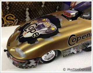 Action ★ Ronn Capps Prudhomme Copenhagen Snake 1999 Camaro Funny Car