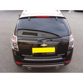Chevrolet Captiva Chrome Rear Tail Light Trim Lamp Styling Accessories