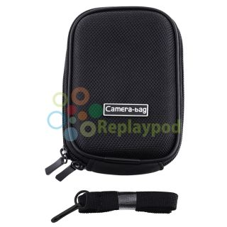 Digital Camera Bag Pouch Case for Canon ELPH 100 300 500 510 HS
