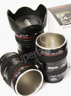 Canon EF 24 105mm Lens mug 1 1 stainless steel mugs Coffee Cup Mug