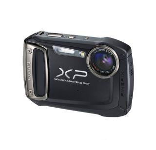 Fujifilm Finepix XP100 Waterproof Digital Camera BLACK + FUJI USA