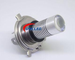 H4 CREE Q5 High Power Super White Car Fog Light Bulbs