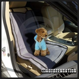 Pet Car Truck Front Seat Cover Protector Hammock Carpet Mat