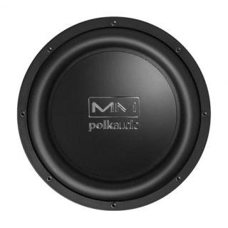 single mm1040dvc 10 car subwoofer from polk audio