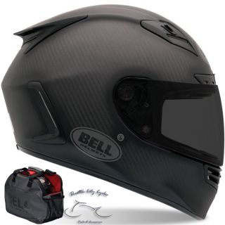 Brand New Bell Star Carbon Motorcycle Helmet Matte Black