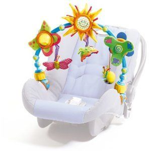Stroller Car Seat Baby Infant Arch Toys Musical Toy Detachable
