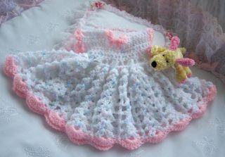 PREMATURE REBORN BABY GIRL DRESSES for 14 15 REBORN BABY, OOAKs