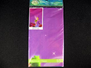 Tinker Bell Birthday Party Supplies Plates Napkins Treat Invitations