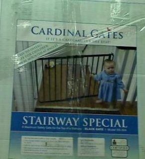 Cardinal Gates Stairway Special Gate Black TADD