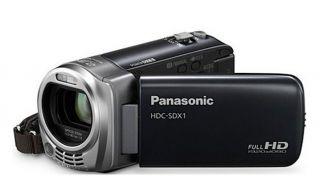 gaurenteed panasonic hdc sdx1 black high definition vedio camcorder
