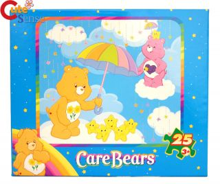 Care Bears 25pc Kids Puzzles w in Box