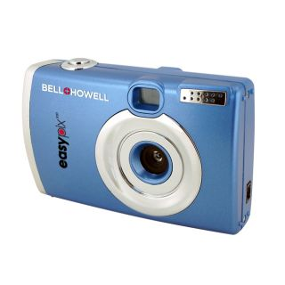 bell howell easypix 30d kids blue digital camera