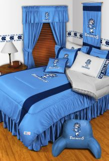 UNC North Carolina Tar Heels Bedroom Decor More Items