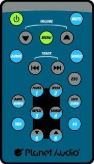 Planet Audio P350UA in Dash Car Audio  Compatible Am FM Receiver