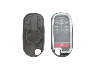 CAR KEYS CASE REPLACEMENT FOR REMOTE KEYLESS ENTRY KEY FOB TRANSMITTER