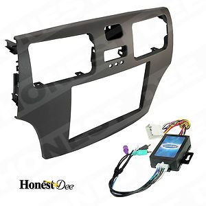 Lexus Car Stereo Single Double 2 D DIN Radio Install Dash Kit CMB