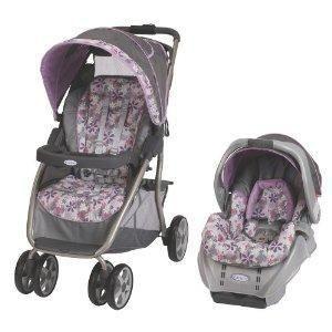 Dynamo Lite Baby Car Seat Stroller Travel System Adaline