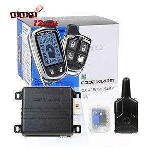 Code Alarm ca6552 Car security keyless entry remote start system with